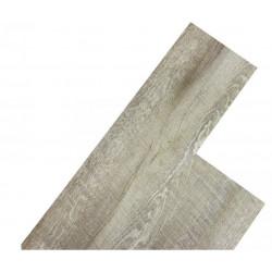 Polyratanový taburet s poduškou CUBE grafit