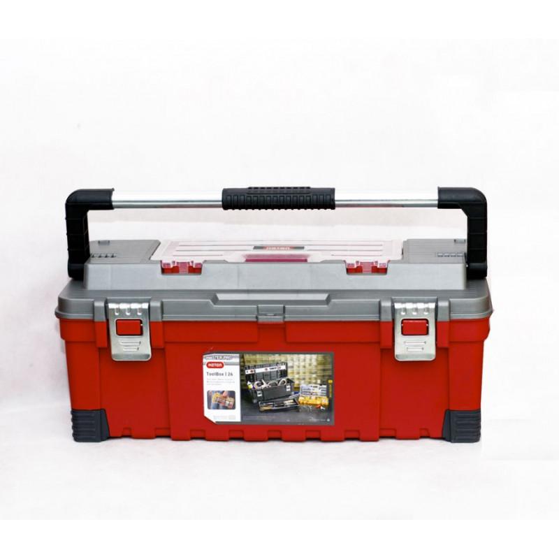 Grilovací nářadí G21 sada 3 ks, hliníkový kufr