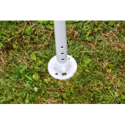 Zahradní altán 3602-PE bílý