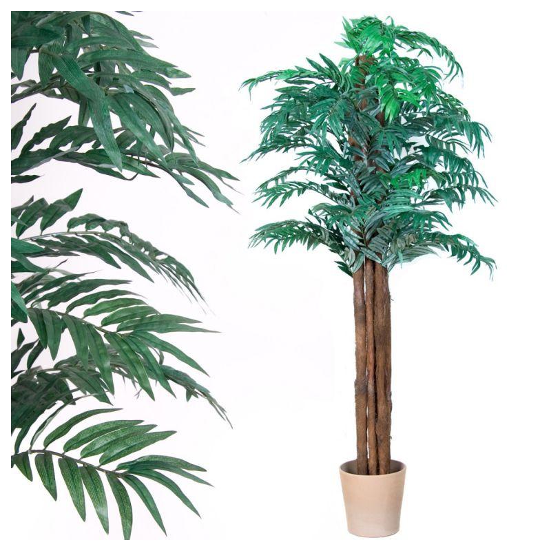 Luxusní zahradní lehátko - zelené