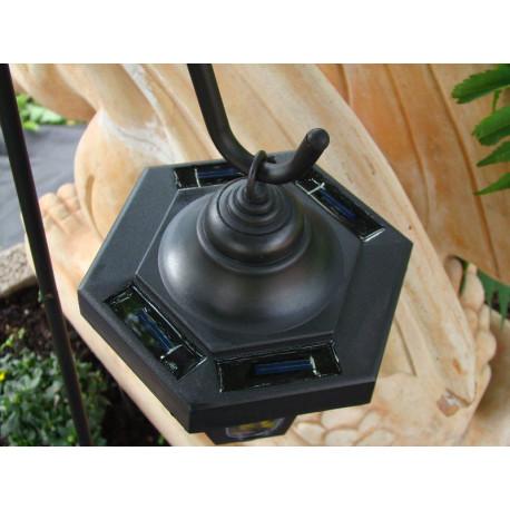 Kufříkový gril na dřevěné uhlí Gart, zelený