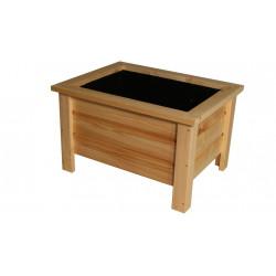 Zahradní plastový stůl MELODY QUARTED