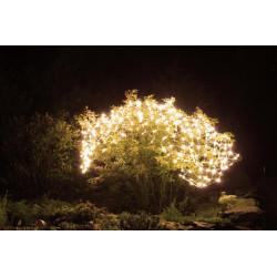 LED svítící koule měnící barvu, 15 cm