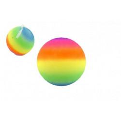 Osuška Proužek - Stripe fialová