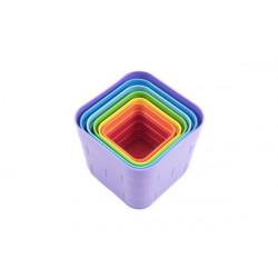 Mikroplyšové prostěradlo 90 x 200 cm- ŽLUTÁ