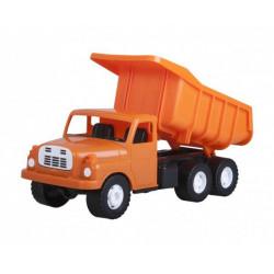 Odrážedlo oranžové FUNNY WHEELS 2v1 výška sedadla nastavitelná 28/31cm nosnost 50kg 18m+ v krabici